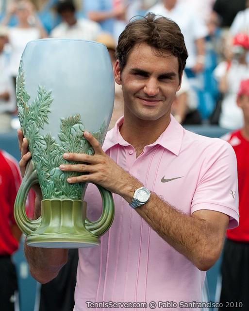 Roger Federer W&SFG Masters Tennis