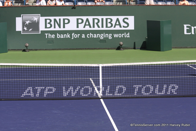 2011 BNP Paribas Open Tennis