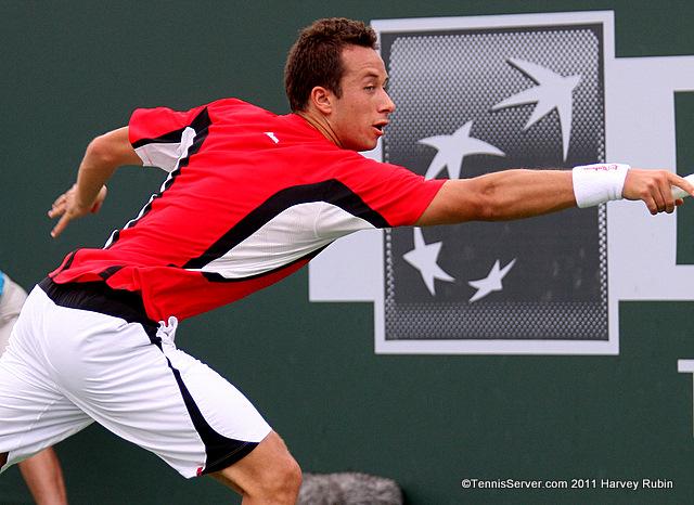 Philipp Kohlschreiber 2011 BNP Paribas Open Tennis