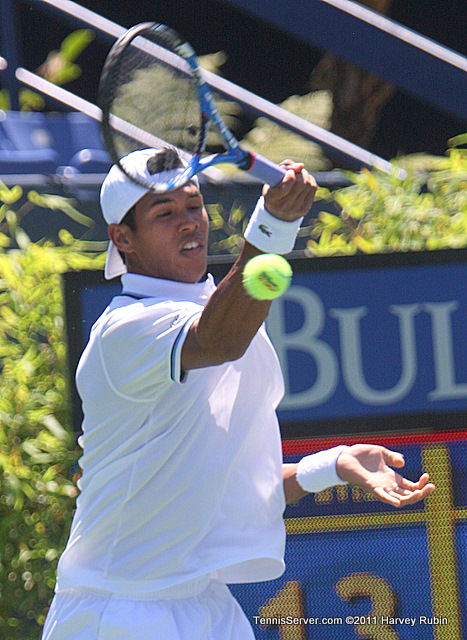 Somdev Devvarman 2011 Farmers Classic Los Angeles