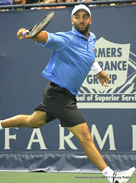 James Blake 2011 Farmers Classic Los Angeles