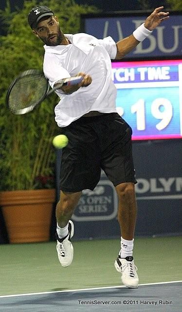 James Blake 2011 Farmers Classic Los Angeles Tennis