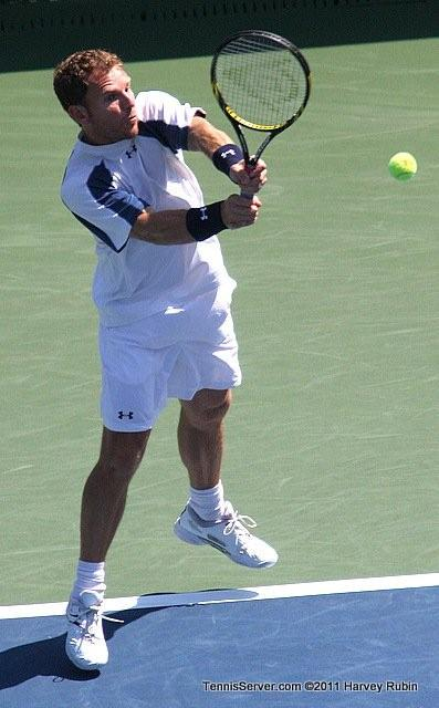 Michael Russell 2011 Farmers Classic Los Angeles Tennis