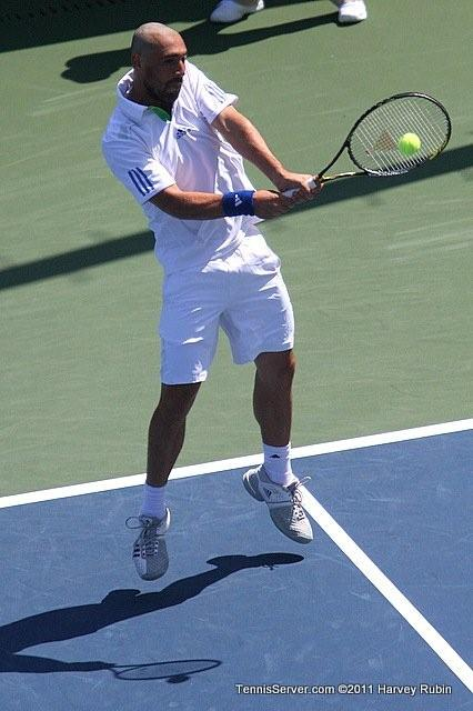 Marcos Baghdatis 2011 Farmers Classic Los Angeles Tennis