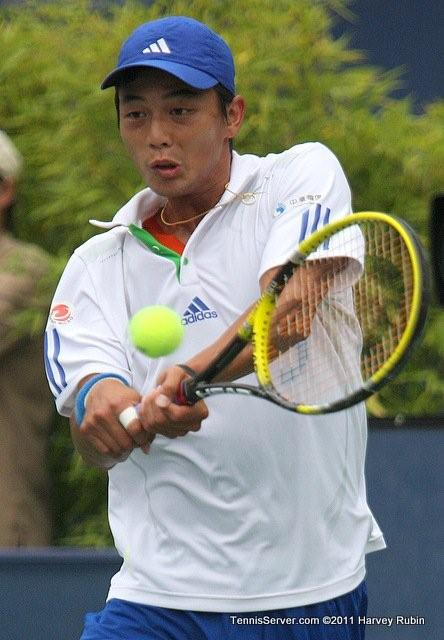 Yen-Hsun Lu 2011 Farmers Classic Los Angeles Tennis