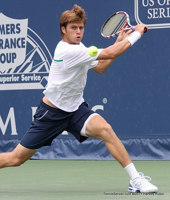 Ryan Harrison 2011 Farmers Classic Los Angeles Tennis
