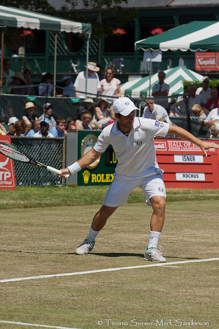 Olivier Rochus Campbell's Hall of Fame Tennis Championships