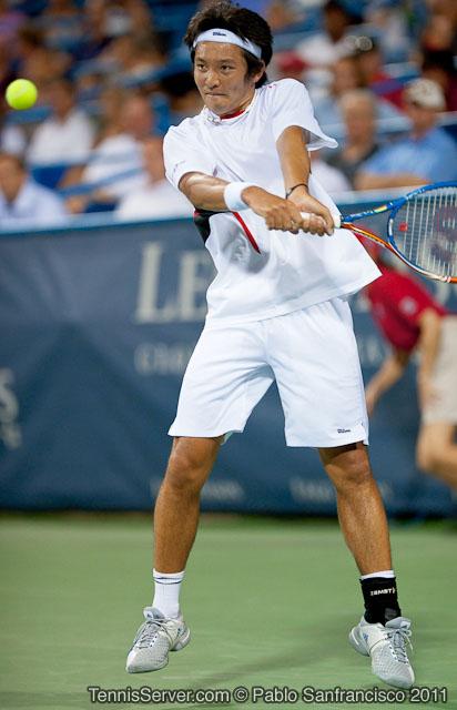 Tatsuma Ito 2011 Legg Mason Tennis Classic Washington DC