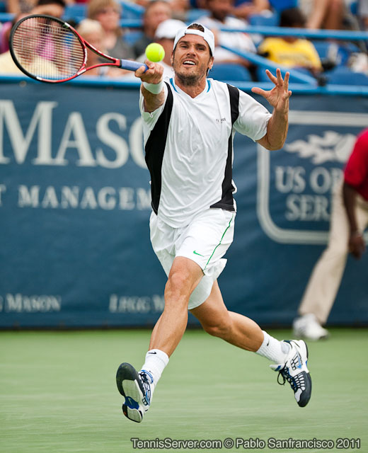 Tommy Haas 2011 Legg Mason Tennis Classic Washington DC