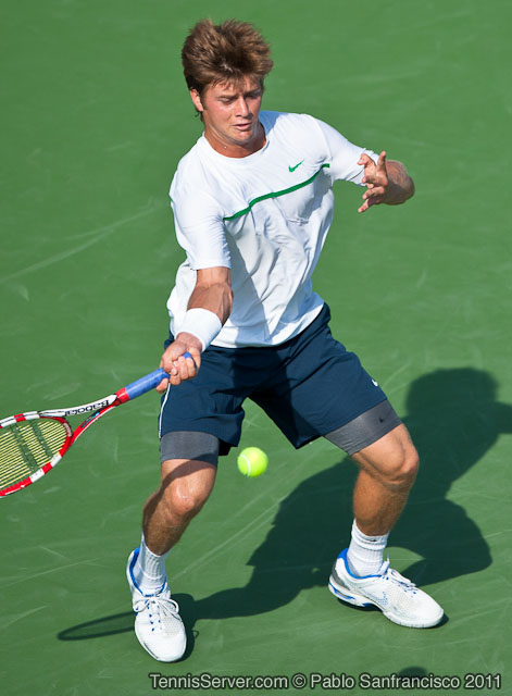 Ryan Harrison 2011 Legg Mason Tennis Classic Washington DC