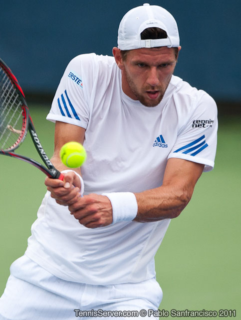 Jurgen Melzer 2011 Legg Mason Tennis Classic Washington DC