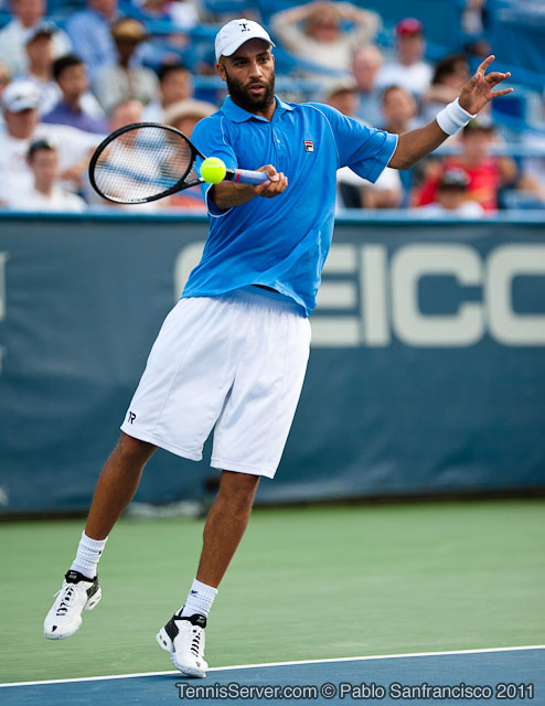 James Blake 2011 Legg Mason Tennis Classic Washington DC
