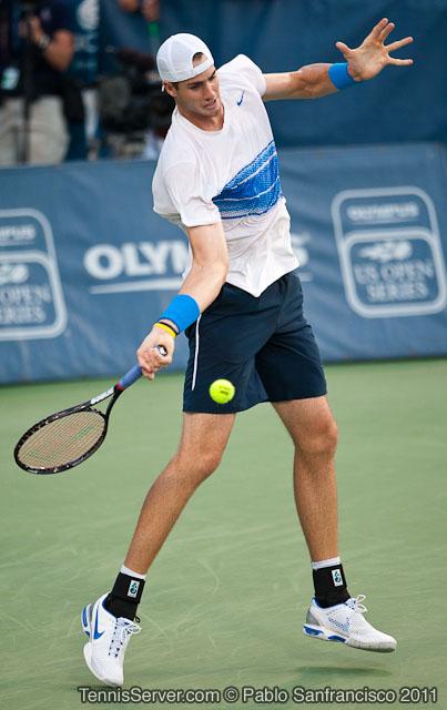 John Isner 2011 Legg Mason Tennis Classic Washington DC