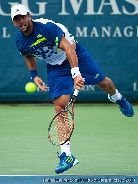 Fernando Verdasco 2011 Legg Mason Tennis Classic Washington DC