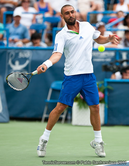 Marcos Baghdatis 2011 Legg Mason Tennis Classic Washington DC