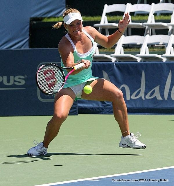 Melanie Oudin 2011 Mercury Insurance Open