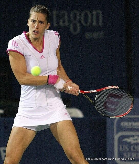 Andrea Petkovic 2011 Mercury Insurance Open