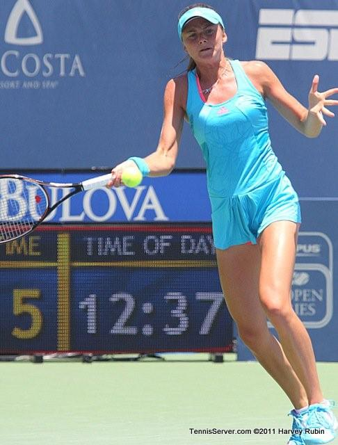 Daniela Hantuchova 2011 Mercury Insurance Open