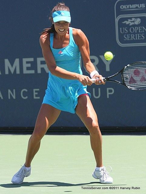 Ana Ivanovic 2011 Mercury Insurance Open