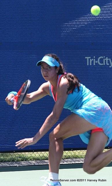 Christina Mchale 2011 Mercury Insurance Open