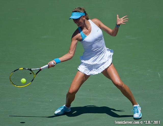 Victoria Azarenka 2011 Sony Ericsson Open Tennis
