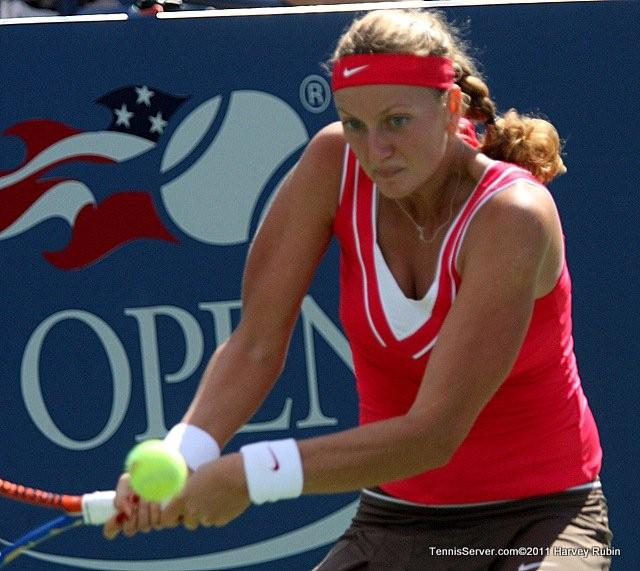 Petra Kvitova 2011 US Open New York Tennis