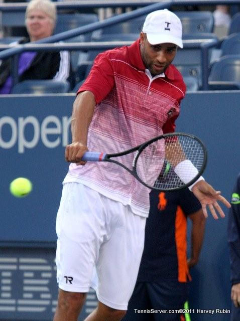 James Blake 2011 US Open New York Tennis
