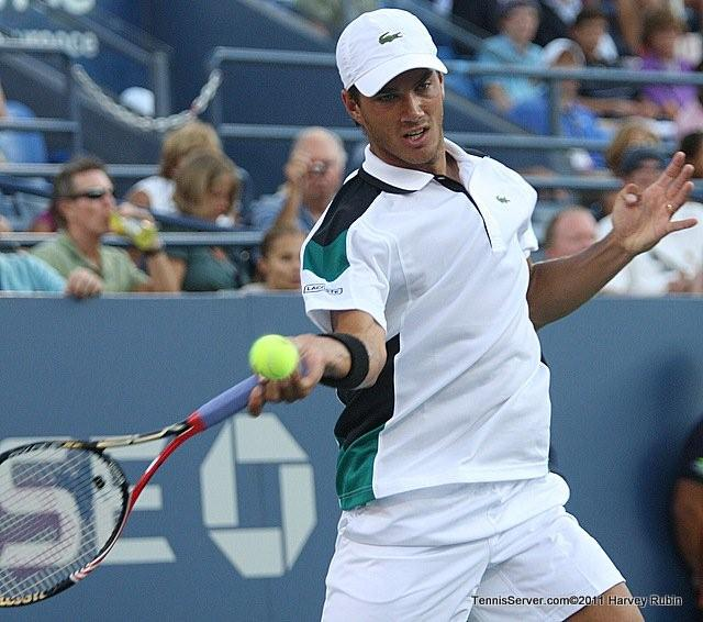 Jesse Huta Galung 2011 US Open New York Tennis