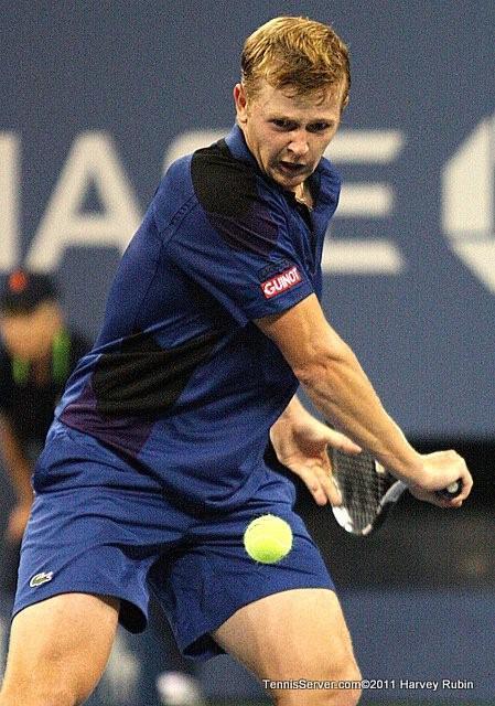 Andrey Golubev 2011 US Open New York Tennis