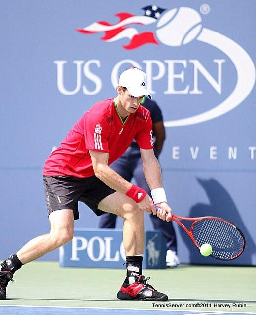 Andy Murray 2011 US Open New York Tennis