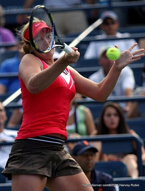 Coco Vandeweghe 2011 US Open New York Tennis