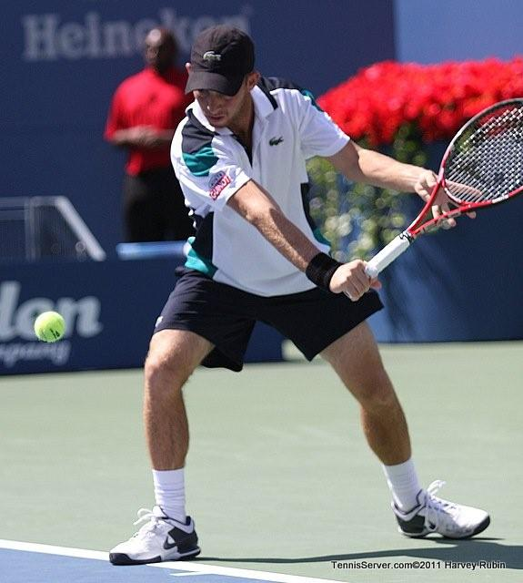Dudi Sela 2011 US Open New York Tennis