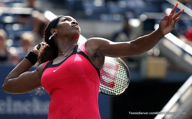 Serena Williams 2011 US Open New York Tennis