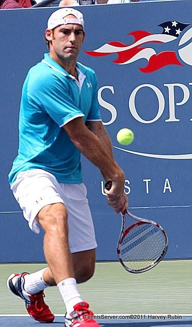 Robby Ginepri 2011 US Open New York Tennis