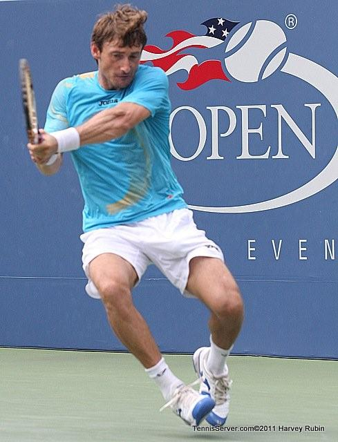 Juan Carlos Ferrero 2011 US Open New York Tennis
