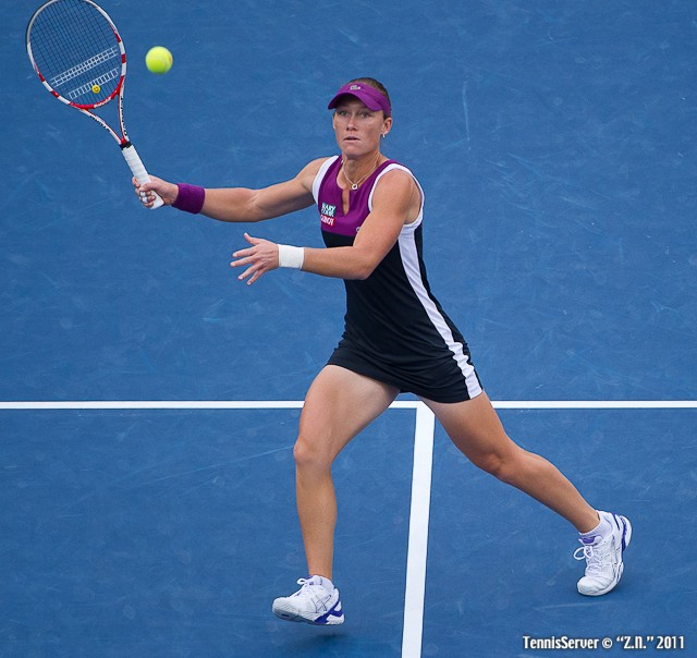 Samantha Stosur 2011 US Open New York Tennis