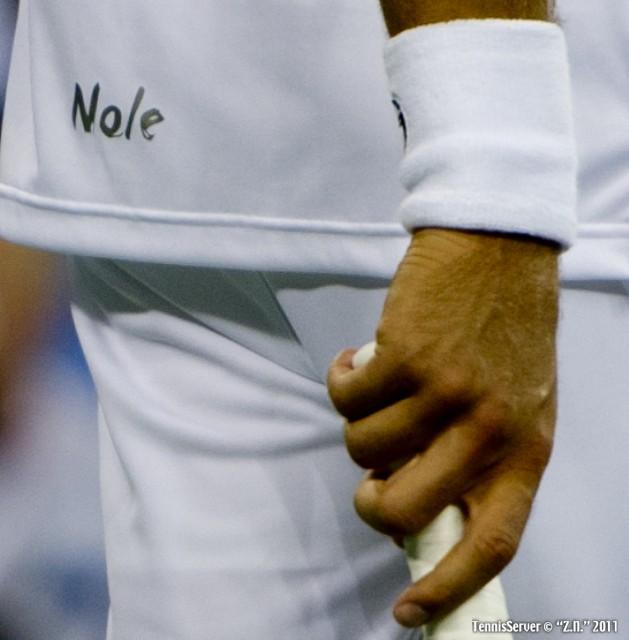 Novak Djokovic 2011 US Open New York Tennis