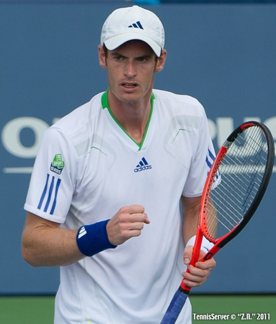 Andy Murray 2011 Western & Southern Open Tennis