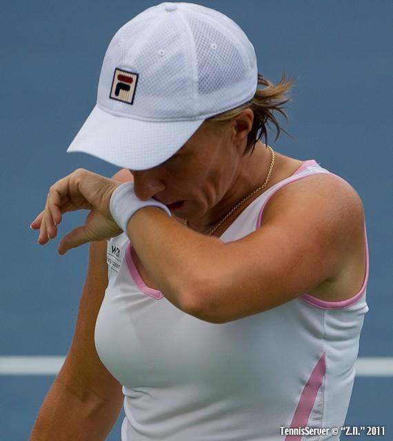 Svetlana Kuznetsova 2011 Western & Southern Open Tennis
