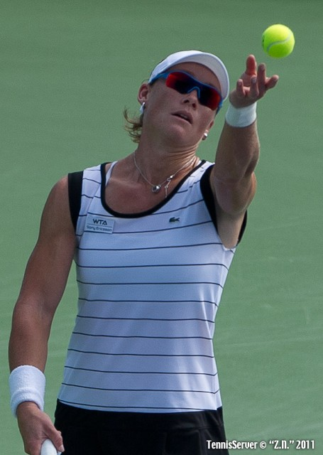Samantha Stosur 2011 Western & Southern Open Tennis