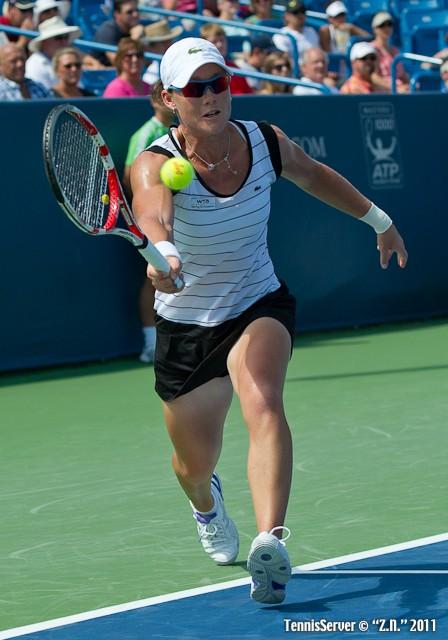Samantha Stosur 2011 Western & Southern Open Tennis