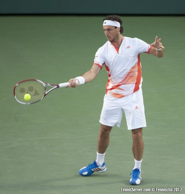 Juan Monaco 2012 Sony Ericsson Open Tennis
