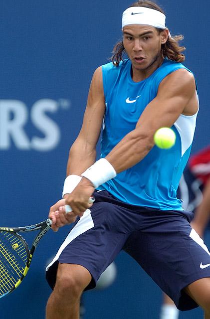 Tennis - Rafael (Rafa) Nadal