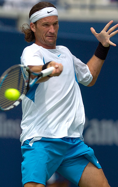 Tennis - Carlos Moya