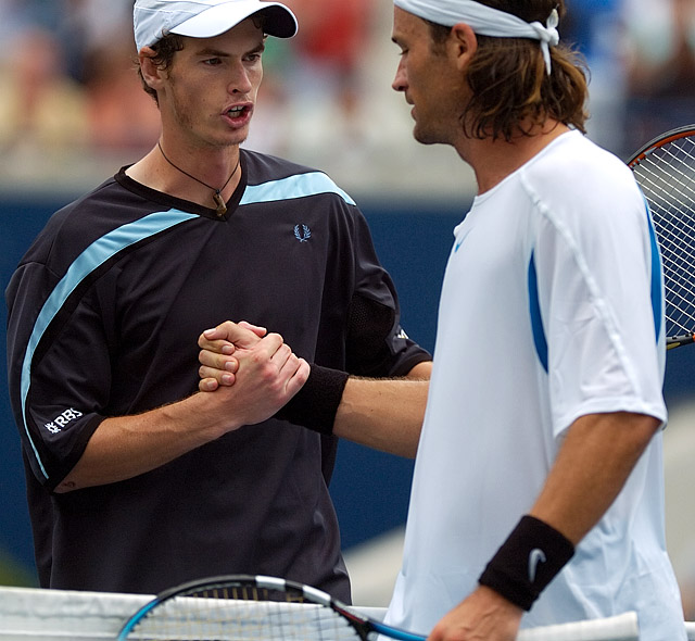 Tennis - Andy Murray - Carlos Moya