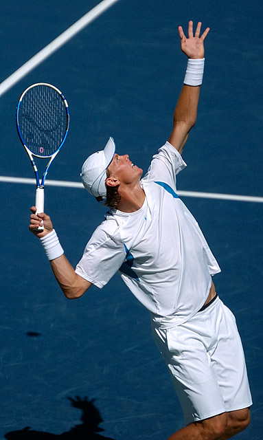 Tennis - Tomas Berdych