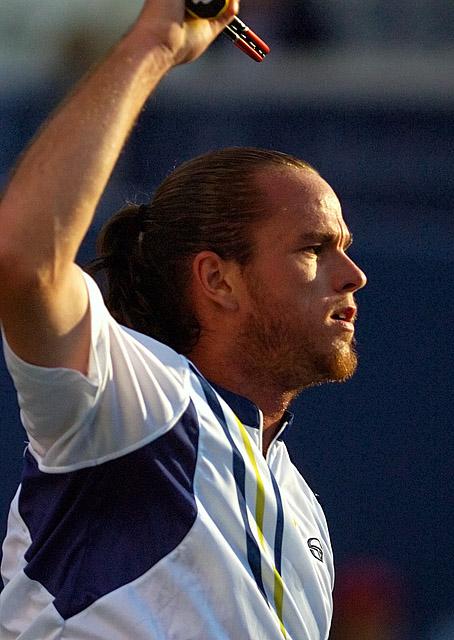 Tennis - Xavier Malisse