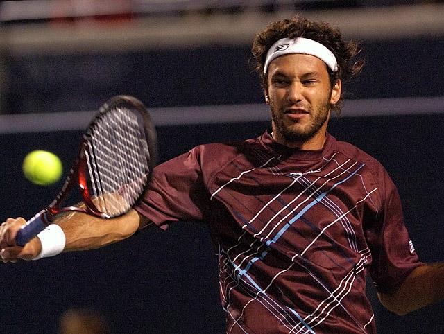 Tennis - Jose Acasuso