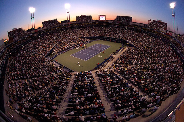 Tennis - Rogers Cup Rexall Stadium