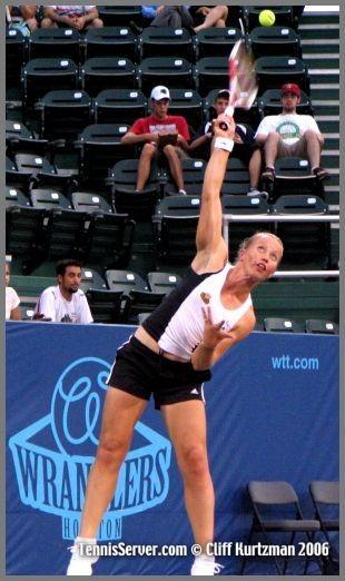 Tennis - Bryanne Stewart